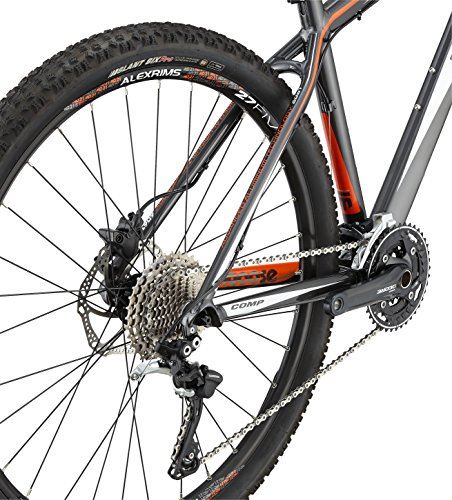 Mongoose Men's Meteore Comp Mountain Bicycle