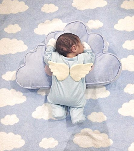 Coming home baby outfit, Angel wings bodysuit