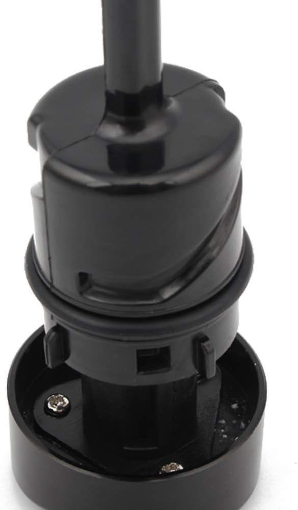 Argent Easygo Replacement for 2004-2016 Sportster Iron 48 Forty eight Sportster XL 883 1200 Bouchon de remplissage de b/âton de trempette dhuile Oil Dip Stick Filler Plug