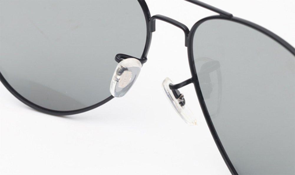 Lunettes de soleil femmes Photochromiques Lunettes de soleil polarisées Pilote tendance conduite verres Unisexe Personnalisé lunettes plage-C gvq8lNAX