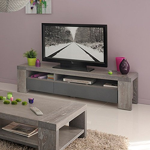 parisot-bristol-grey-solid-oak-tv-stand-unit-with-2-drawers-and-shelves