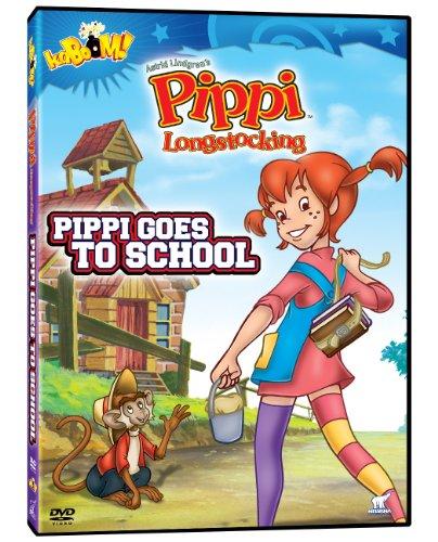 Pippi Longstocking - Pippi Goes to - Tv Longstocking Series Pippi