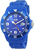 Ice-Watch Men's 000125 Sili Collection Blue Plastic and Silicone Watch