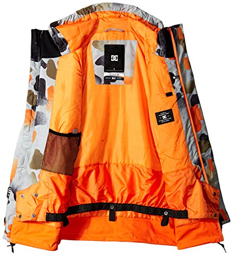 DC Big Boys' Ripley Boy Snow Jacket, Desert Camo Youth, 14/Large by DC Apparel (Image #3)
