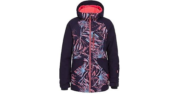 Girls 8P5078 ONeill Girls Snowboard Jacket Gloss