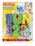 Nuby Bath Tub Foam Alphabet (Multi-Co...
