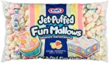 Kraft Jet-Puffed FunMallows Miniature Marshmallows Orange, Strawberry, Lemon & Lime