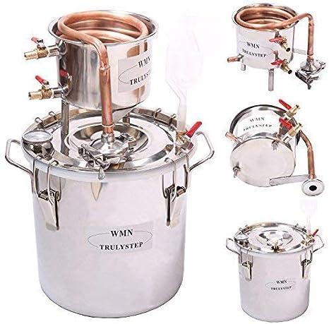 """114/"""" Alcohol Resistant Hydrometer Test Jar Beer Wine Making Moonshine Distilling"""