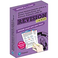 Revise Edexcel GCSE (9-1) History: Anglo-Saxon and Norman England Revision Cards: with free online Revision Guide and Workbook (Revise Edexcel GCSE History 16)