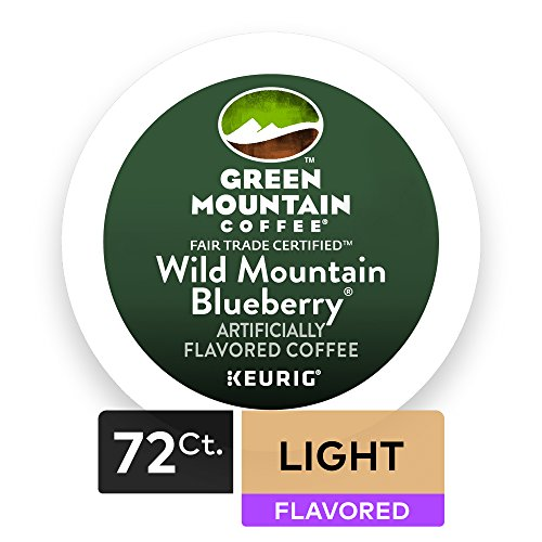 Green Mountain Coffee Blueberry Single Serve product image