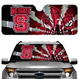 Team ProMark NCAA North Carolina State Wolfpack Auto Sun Shade