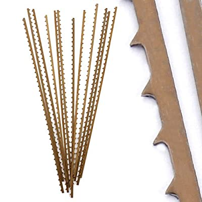 Scroll Saw Blades for Thick Wood, 12-Pack from Olson