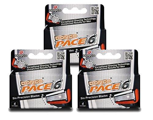 6 blade razor dorco - 5