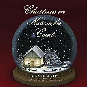 Christmas on Nutcracker Court Audiobook