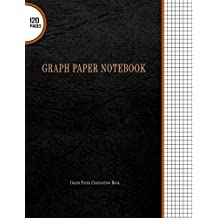 "Graph Paper Notebook : Graph Paper Composition Book: 5mm Squares, A4 120 Pages, 8.5"" x 11"" Large Sketchbook Journal, For Mathematics, Sums, Formulas, Drawing etc"