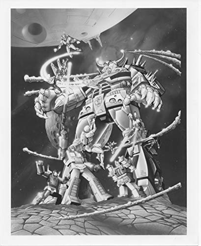 Gobots Original Studio Lobby Card Publicity Still Hanna-Barbera & Wang Studios