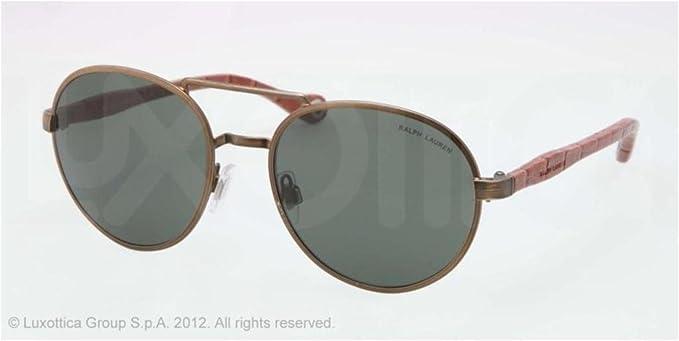 Ralph Lauren Gafas de Sol Polo PH3081Q BRONZE/GOLD ...
