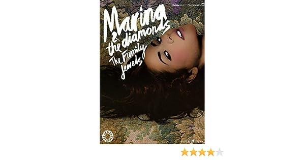 Family Jewels: (Piano, Vocal, Guitar): Marina & The Diamonds ...