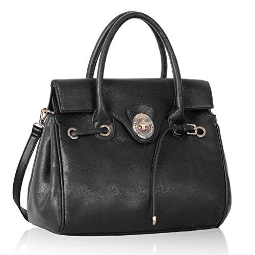 TrendStar - Bolsa mujer C - Black