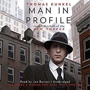 Man in Profile Audiobook