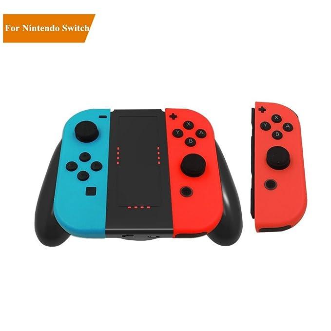 1 opinioni per LILY Grip di Ricarica per Nintendo Switch Caricabatterie, presa di Ricarica Dock