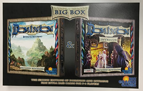 Dominion Big Box II Board Game by Rio Grande Games