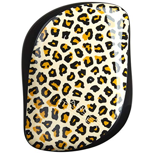 Tangle Teezer Compact, Leopard Print, Estampado