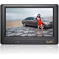 LILLIPUT 668GL-70NP/H/Y 7 On-camera Field HD Monitor for DSLR with HDMI Ypbpr and Composite Input
