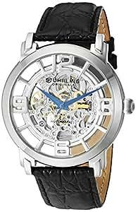 Stuhrling Original Men's 165B.331554 Classic Winchester Grand Automatic Skeleton Watch