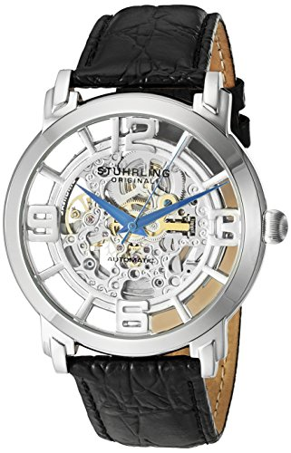Winchester Skeleton Automatic Watch - 7