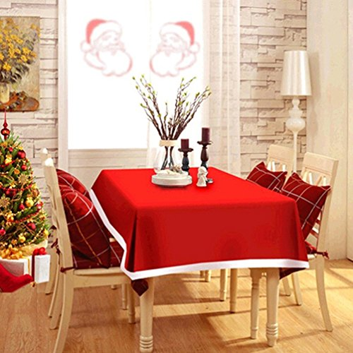Tablecloth Table Cover Decor Family Christmas - 8