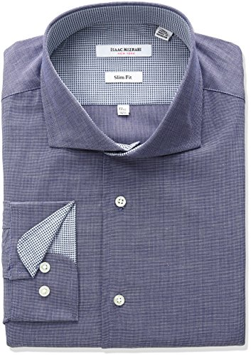 isaac-mizrahi-mens-slim-fit-end-cut-away-collar-dress-shirt-navy-16-neck-34-35-sleeve