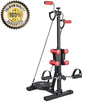 GFDDZ 2-en-1 Slim Cycle, Cardio Ejercicio Deportivo Bicicleta con ...