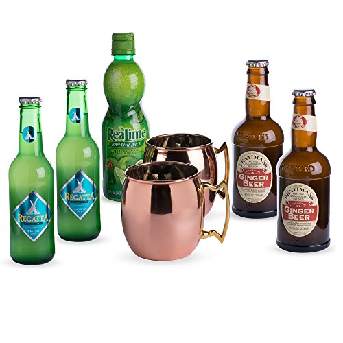 Moscow Mule Starter Kit - 7 Pieces