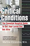 Critical Conditions, Martine Ehrenclou, 0981524001