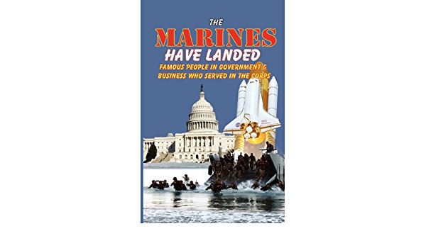 Corps famous people marine List of