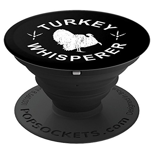 Funny Turkey Hunting PopSockets Grip for Turkey Hunters - PopSockets Grip and Stand for Phones and Tablets
