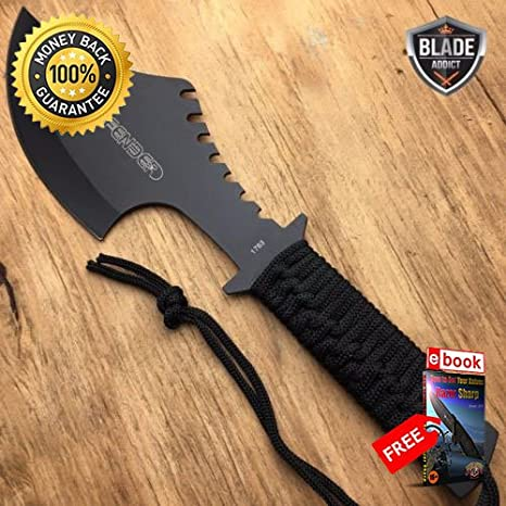 10 5'' SURVIVAL TOMAHAWK TACTICAL CHOPPING AXE HUNTING