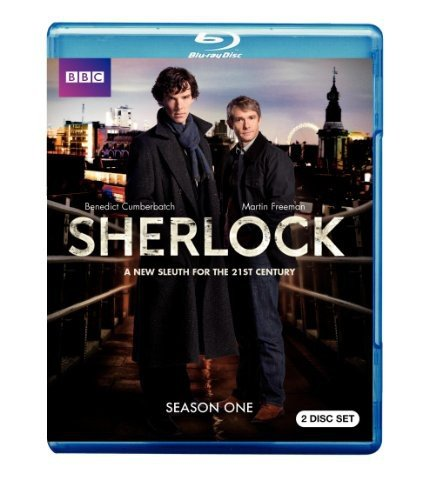 Blu-ray : Sherlock: Season One (Full Frame, , 2 Disc)