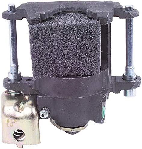 Brake Caliper Cardone 18-4859 Remanufactured Domestic Friction Ready Unloaded