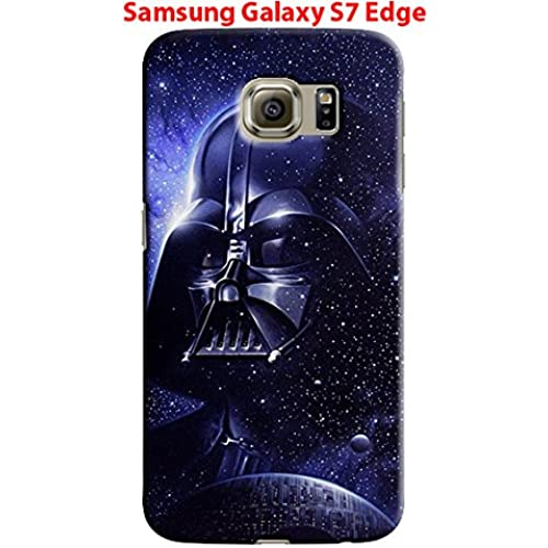 Star Wars Darth Vader Samsung Galaxy S7 Edge Hard Case Cover (sw48) Sales