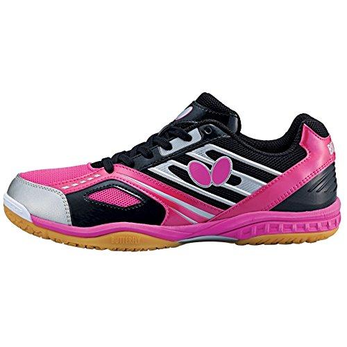 Butterfly Lezoline Mach Shoes Black 10.5 (46 EU, 28.5 JP)