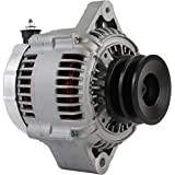 DB Electrical AND0565 110A New Alternator for Caterpillar Excavator Bulldozer D3 D5 2035492 102211-3030 ND102211-3030 10R-9098 203-5492 203-5492R 102211-3030 12875