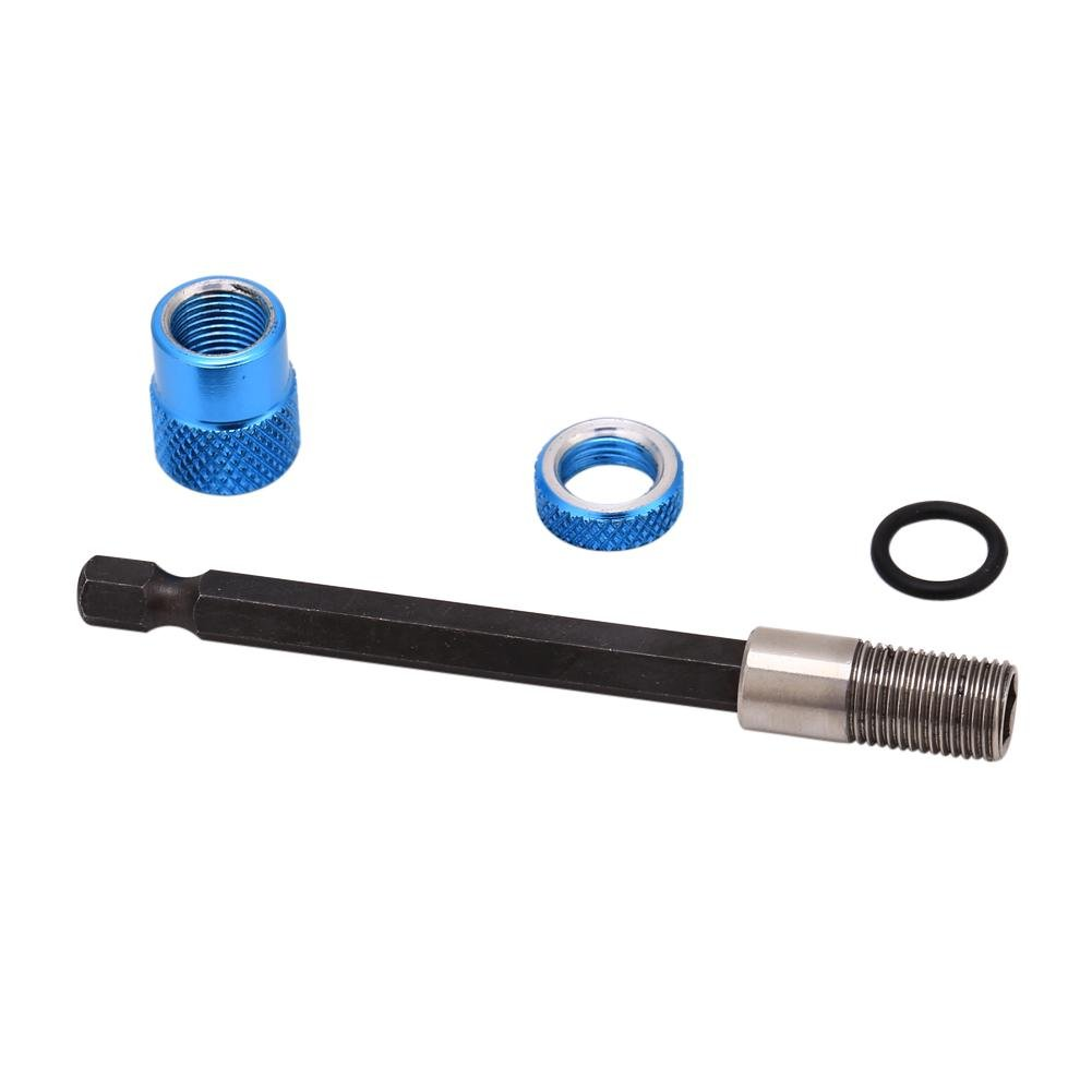 Porte-embout de tournevis /écrous et toute perceuse /à main et portatif 100mm porte-embout /à queue hexagonale pour vis