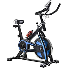 Cycling Trainer Fitness Exercise Bike Stationary Cardio Home Indoor Best Massage