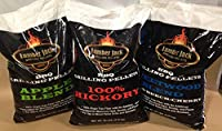 120 Pound Lumber Jack BBQ Smoker Pellets Variety Pack - Pick 6 x 20-Pound Bags (See Description for Flavors) from famous Lumber Jack
