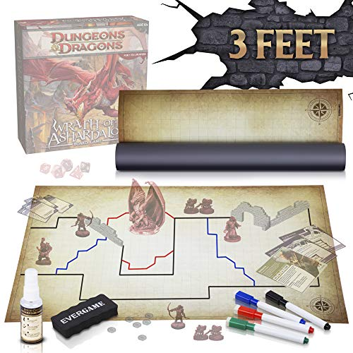 Waterproof Vinyl Game Mat 36