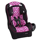 Image of the Cosco Easy Elite 3-in-1 Convertible Car Seat, Disco Ball Berry