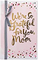 American Greetings Happy Hearts Mother's Day Card from Both with Foil