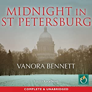 Midnight in St Petersburg Audiobook